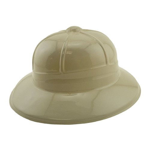 Tytroy 12 PC Beige Khaki Safari Hat Soft