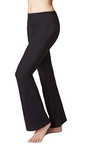 TLC de deporte para mujer Pantalones de entrenamiento con cintura foldersys expedidos