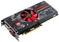 Amazon.com: XFX HD 5870 ATI Radeon – Tarjeta gráfica (HD-587 ...
