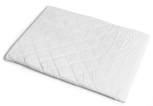 quilted crib sheet - 3