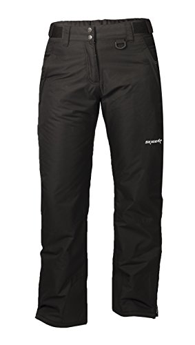 SkiGear by Arctix Women's Waterproof Insulated Ski Pants | Classic Style Snow Pants with ThermaTech Insulation (Arctix Womens Classic Snow Pants compare prices)
