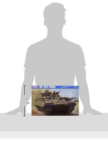 Carro Armato israeliano IDF APC Puma Modellino da Costruire Hobby Boss 83868