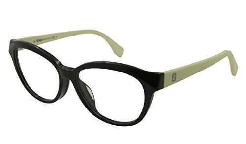 Fendi Reading Glasses - FF0044 F Burgundy - Sunglasses Logo F