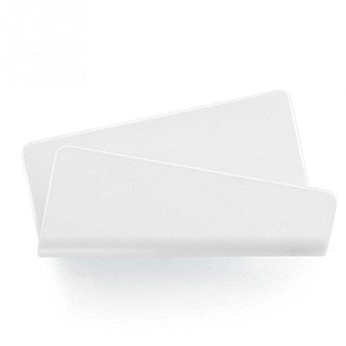 Myfei funda para teléfono cargador de pared Adaptador, soporte de pared universal teléfono soporte de carga soporte soporte soporte para Airpods Samsung Xiaomi huawei tablet blanco