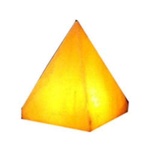 Himalayan Salt Himalayan Salt Pyramid Salt Lamp, Pack of 2