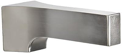 Delta Faucet RP87251SS Zura Non-Diverter Tub Spout, Stainless