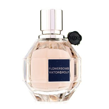 VIKTOR & ROLF Flowerbomb Edp Spray For Frgldy 1.7 Oz Edp Spray 1.7 OZ