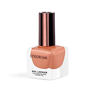Colorbar Nail Lacquer, Peachiness, 12 ml