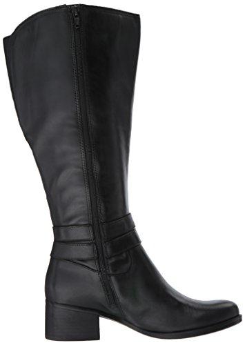 Naturalizer Kvinners Dev Wc Riding Boot Black 1