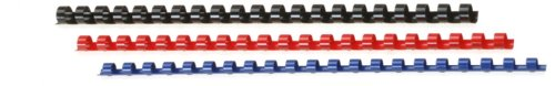 Genie 11099 Spiralbinderücken Set (geeignet für alle Spiralbindegeräte, DIN A4, 6 mm, 8 mm, 10 mm und 12 mm) 20er Pack