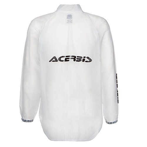 Large Acerbis Transparent Xxx Jacket Clear 30 Rain rqrxXn