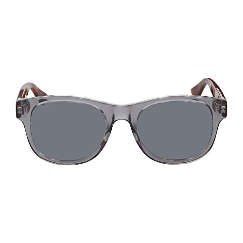 GG0003S 005 GREY AVANA SILVER Sunglasses - Online Sunglasses Buy Gucci