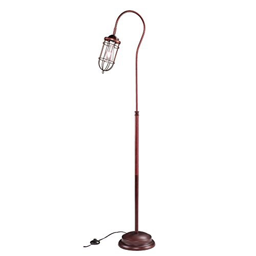 Southern Enterprises Tanner Floor Lamp
