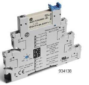 fan relay wiring diagram din slim timing relay 0.1s -to 6h, 24vdc, on delay ... cyclic relay wiring diagram