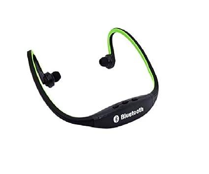 YOIL Vale la pena Comprar Auriculares Bluetooth montados en la Parte Posterior - Auriculares inalámbricos Deportivos