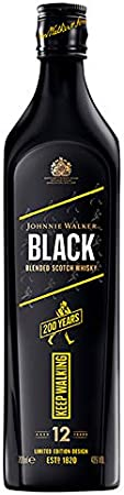 Johnnie Walker - Icons Black Label 200th Anniversary - 12 year old Whisky