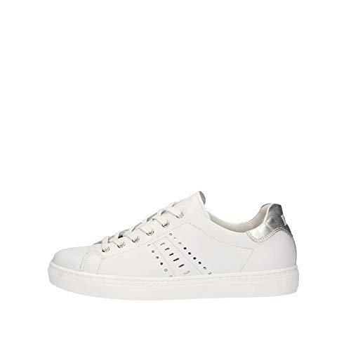 Sneakers P907571d Nero Giardini Donna H4fq0nr Bianco 0NmnOv8w