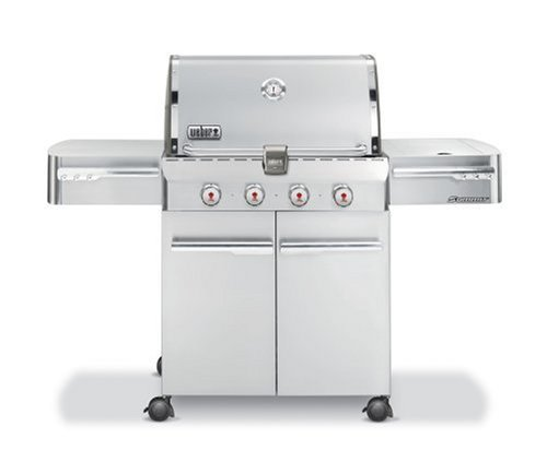 Weber 1710001 Summit Propane Stainless