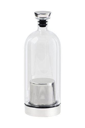 Ethan+Ashe Alkemista Infusion Vessel 950ml in Stainless Steel (Rum Infusion)