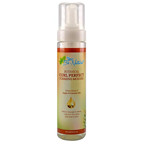 Botanical Curl Perfect Foaming Mousse -