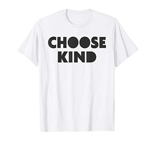 Choose Kind TShirt - Anti-Bullying Shirt