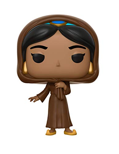 Funko Pop! Disney: Aladdin - Jasmine in Disguise (Styles May Vary)