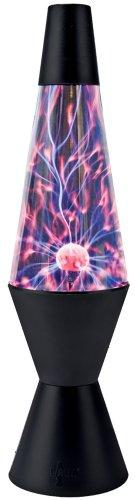 047162072957 - Lava Lite Electroplasma Lamp, Black carousel main 0