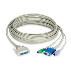 BlackBox EHN230D-0010 Cat5 Extender CPU Cableddc Su (Black Box Kvm Cpu)