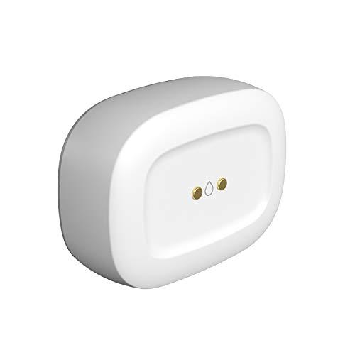 Samsung GP-U999SJVLCAA Smart Things Water Leak Sensor - Automate Lights & Siren For Alert - ZigBee | Accessory to Smart Things Hub White