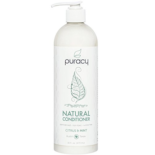 Puracy Natural Sulfate Free Conditioner Citrus product image