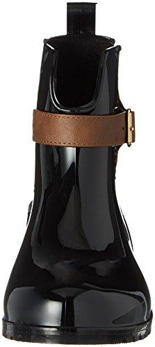 Tamaris Damen 25410 Stiefel Schwarz (Black/Cognac)
