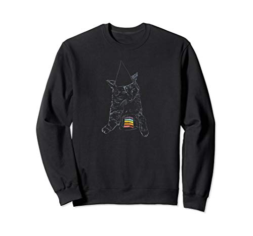 Shane Dawson Birthday Cat Sweatshirt