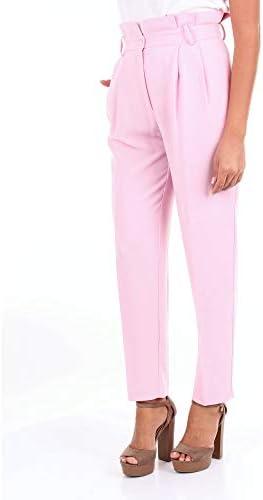 BLUGIRL Luxury Fashion Femme 7123ROSA Rose Polyester Pantalon | Saison Outlet