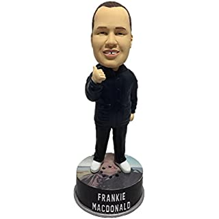 Frankie MacDonald Limited Edition Talking Bobblehead - Individually Numbered to Only 1,000