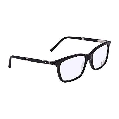 Eyeglasses Montblanc MB 489 MB0489 001 shiny black