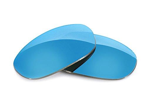 [FUSE+ Lenses for Oakley Grapevine Glacier Mirror Polarized Lenses] (Polarized Grapevine)