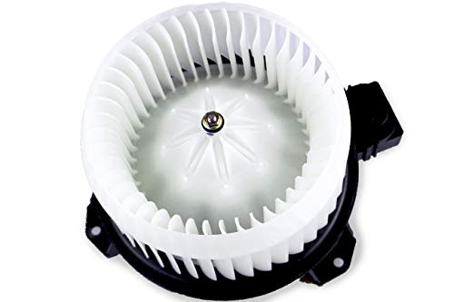 - BOXI Blower Motor Fan Assembly for Toyota Yaris 2007-2012, Scion xD 2008-2013, 87103-52141