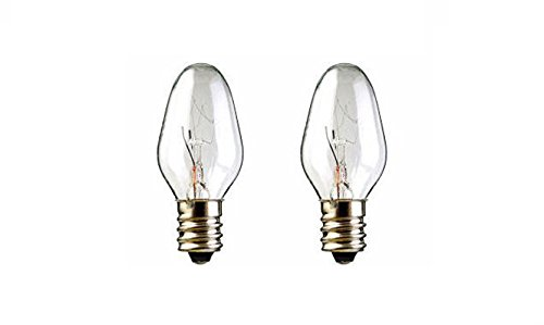 centsy Plug-In Nightlight Warmer wax diffuser, 15W 120V (Bulb Diffuser)