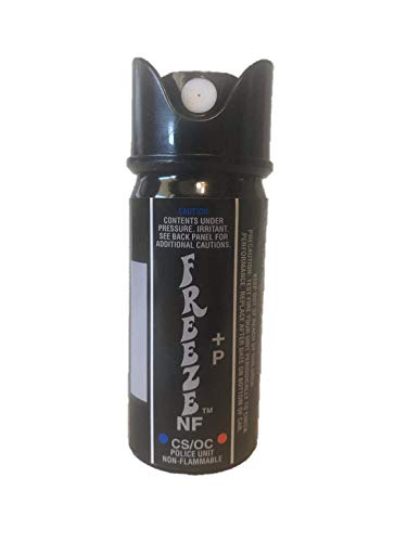 Freeze +P Pepper Spray - 2 oz Stream (RER, Open Top)
