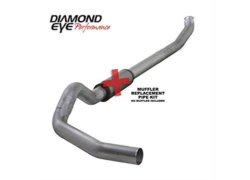 (Diamond Eye K5238A-RP Turbo-Back Exhaust Kit)