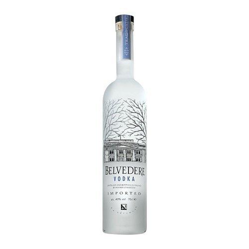 Porca 796521 Vodka Belvedere 700ml