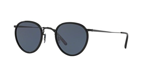 New Oliver Peoples OV 1104 S MP-2 Sun 5062R5 Black - Sunglasses Mp2