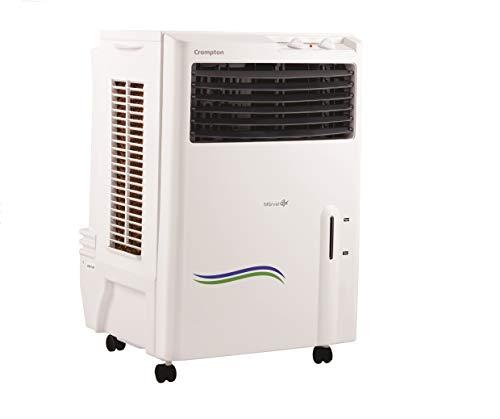 Crompton Marvel DLX 20-Litre Personal Cooler (White)