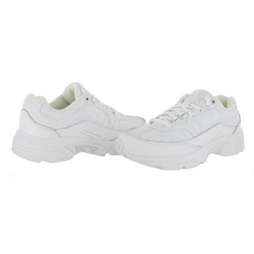 antiscivolo di White di turno White Fila memoria White da lavoro lavoro scarpe HgFqpZZw
