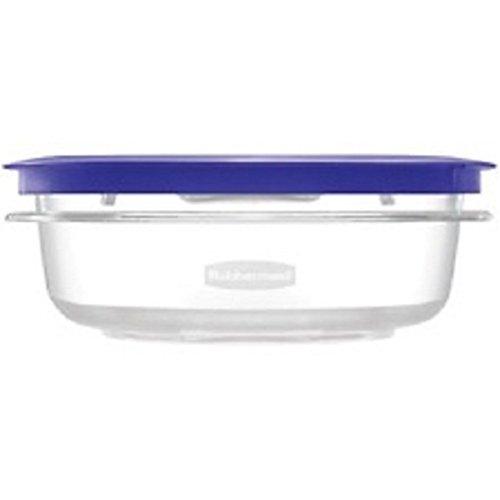 Rubbermaid 12-Piece Premier Flex N Seal Food Storage Container Set with Lids, Microwave Safe