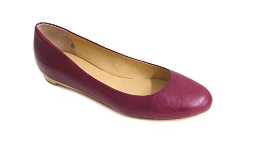 Cole Haan Women's Astoria Ballet Winery Gold Wsh Flats US 10 (Cole Haan Astoria Ballet compare prices)