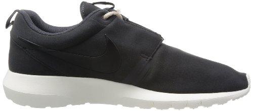 Men Nike Roshe Run NM Black Black Anthracite Mortar Shoes