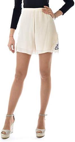 See BY CHLOÉ Shorts Women Silk White Milk