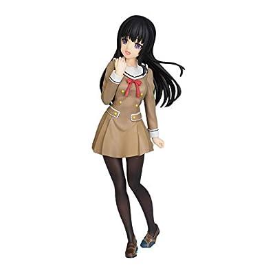 Sega BanG Dream! Girls Band Party!: Rinko Shirokane Premium Figure School Days: Toys & Games