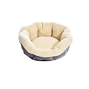 Amazon Basics Warming Pet Bed For Cats or Dogs